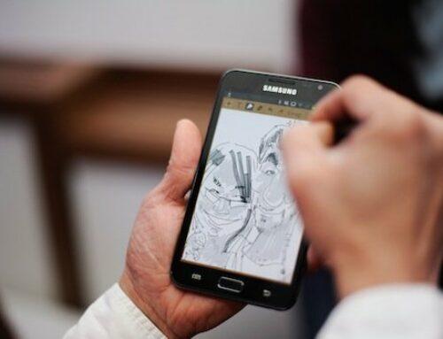 L'Atelier Ephémère Samsung Galaxy Note
