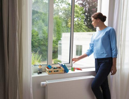 Les Têtes Thermostatiques Intelligentes Netatmo détectent désormais les fenêtres ouvertes, pour éviter tout gaspillage d'énergie
