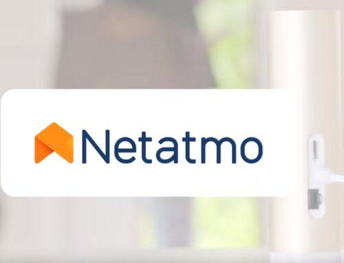 Netatmo dévoile sa nouvelle identité visuelle