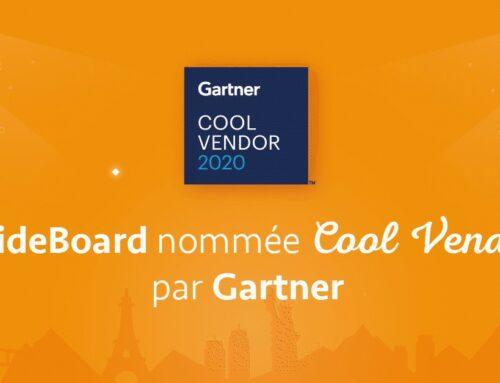 InsideBoard nommé Cool Vendor 2020 par Gartner dans la catégorie « Digital Workplace »