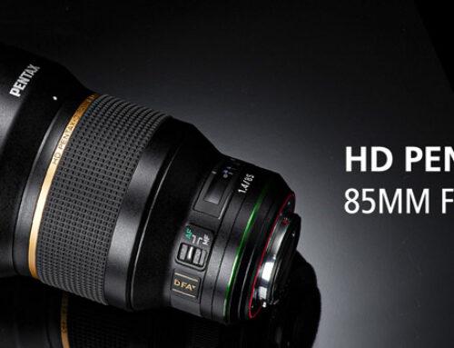 HD PENTAX-D FA★85mm F1.4ED SDM AW : une nouvelle Star pour le système PENTAX