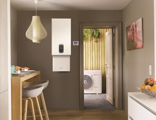 Fiche presse – PAC hybride gaz en rénovation de maison individuelle