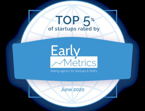 InsideBoard entre dans le top 5% des startups notées par Early Metrics
