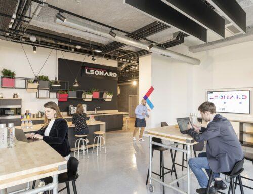 Leonard recrute de nouvelles start-up pour une relance économique et écologique