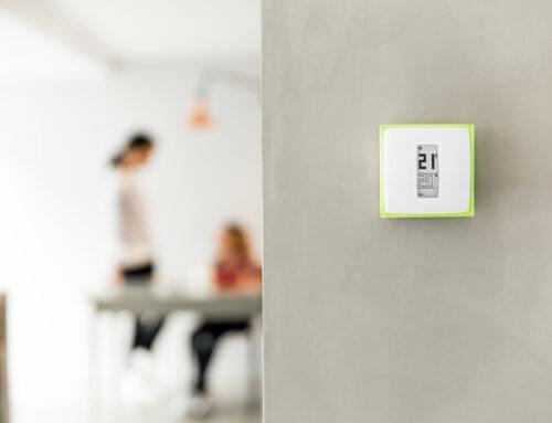 Netatmo élargit sa gamme Énergie  et lance son Thermostat Modulant Intelligent