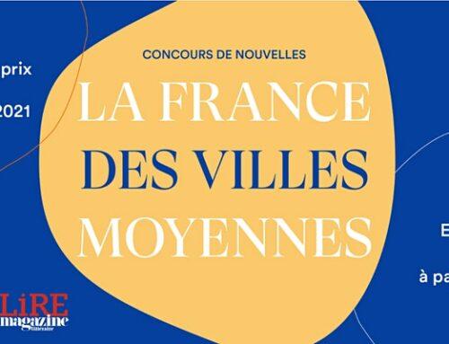 Remise des prix aux lauréats du concours de nouvelles sur la France des villes moyennes