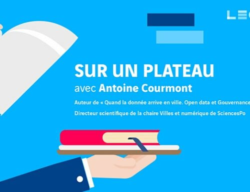 Antoine Courmont invité de «Sur un plateau», le nouveau cycle de conférences de Leonard