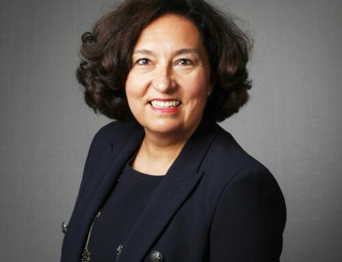 Laurence Poirier-Dietz, nouvelle directrice générale de GRDF