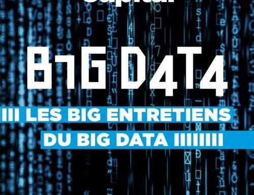 Découvrez «Big Data», le nouveau podcast de Capital avec Engie sur le monde de la donnée