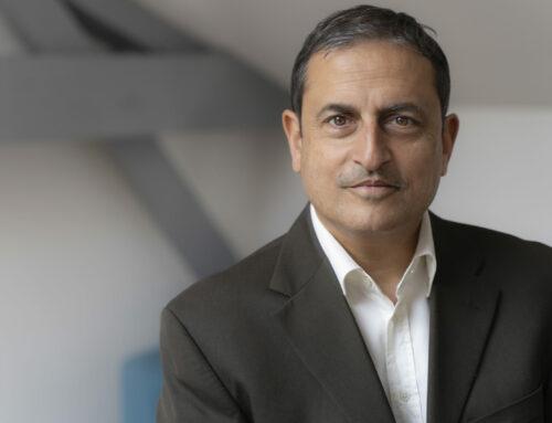 Portrait de Jean-Marie Mascarenhas, président de BioSafeLight, dans Les Echos