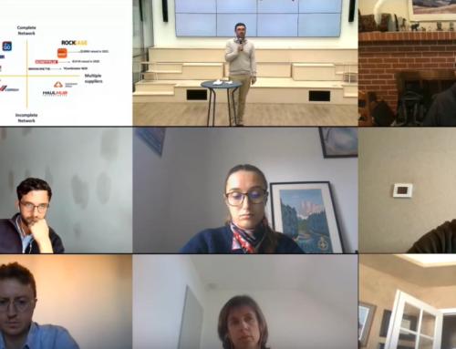 A revoir : le Demo Day des start-up du programme SEED de Leonard